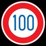 100kph
